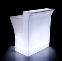 LED Straight Bar