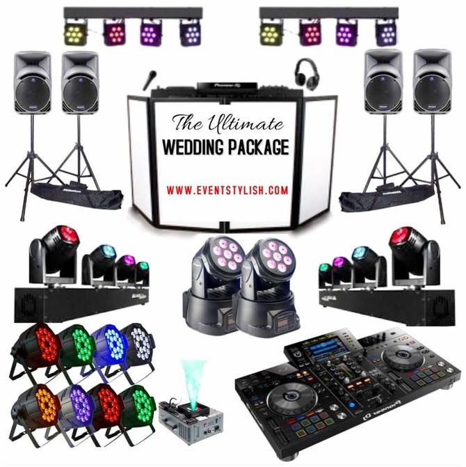 Best Wedding Entertainment Package in Dubai, UAE
