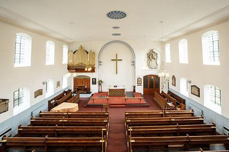 Church in Clapham - St Paul's Clapham