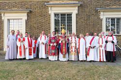 Revd Canon Jonathan Boardman