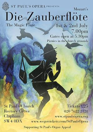Magic Flute Poster A3 New Design 3 copy.