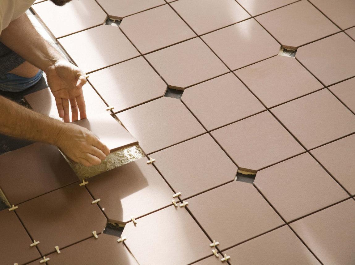 Professional Floor and Wall Tiling