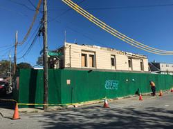 Demolition of Three Story Home