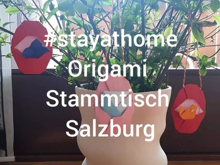 #stayathome Osterei