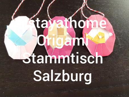 #stayathome Osterhase