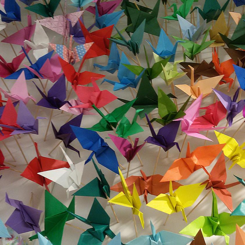 Origami-Sonntag Oktober