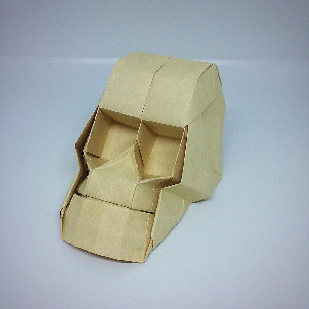 Komplex Origamimodel