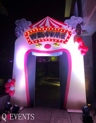 Raajveer's Carnival Birthday