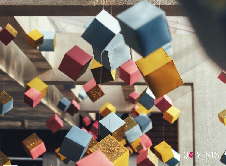 Origami hangings at a mehndi.png