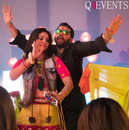 Tapori themed party for Kunal
