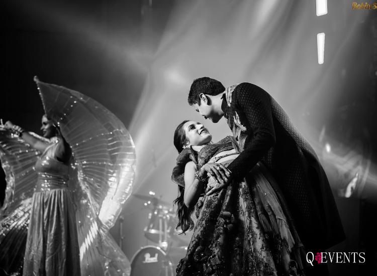 Ravina & Pranay at their Sangeet.png