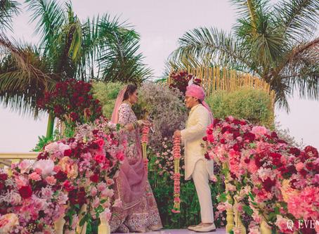 A Contemporary Tale Of Indian Romance - Ankit Goel & Apurva Bhandari's wedding