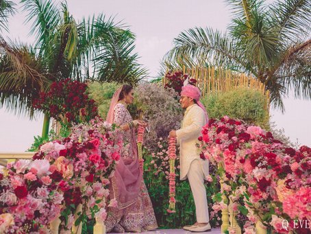A Contemporary Tale Of Indian Romance - Ankit Goel & Apurva Bhandari's wedding