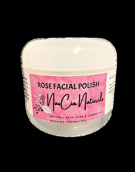 Rose Face Polish