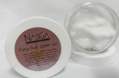 Fairy Dust Glitter Gel