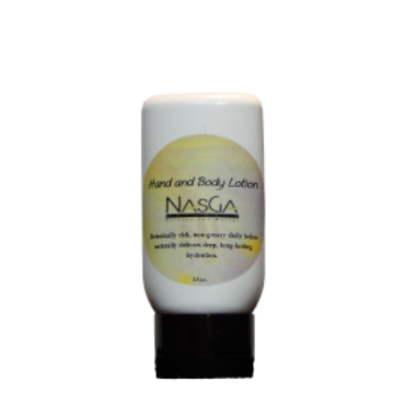Hand & Body Lotion Unscented