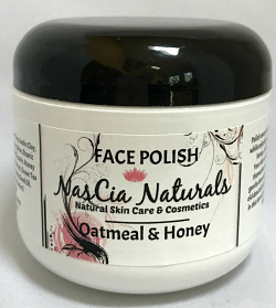 Oats and Honey Brightening Face Polish