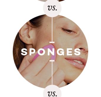Brush, Sponge, or Fingers