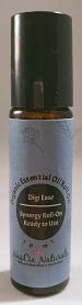 Digi Ease Organic Essential Oil Roll-On