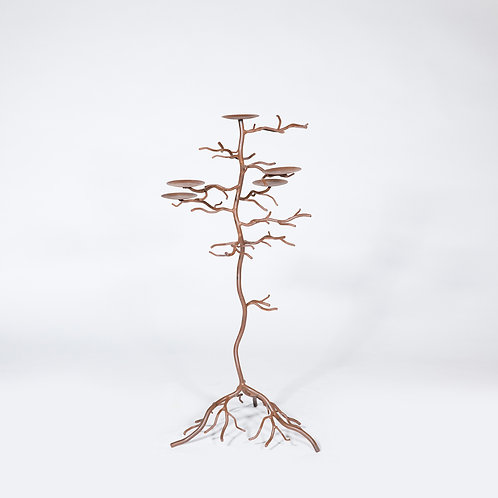 Bonsai Tree Candle Holder #2