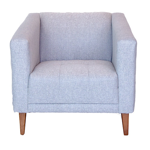 Sherman Accent Chair (Artic Grey)