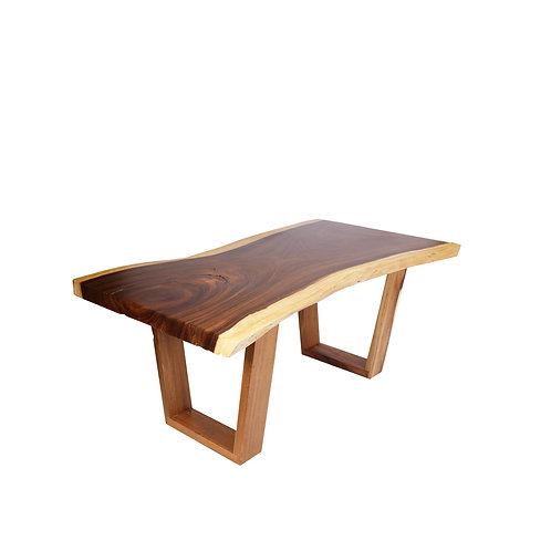 Live Edge Dinning Table 13
