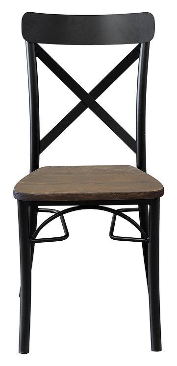 Rustic Chair (Black)