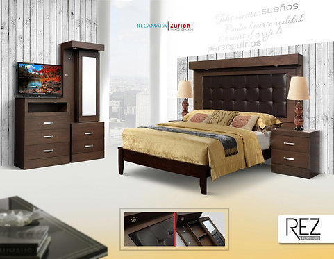 Munich Bedroom Set