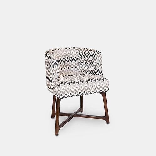 Torino Chair (brown/beige)