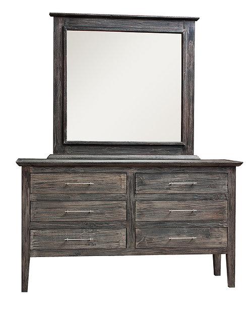 Montana 6 Drawer Dresser