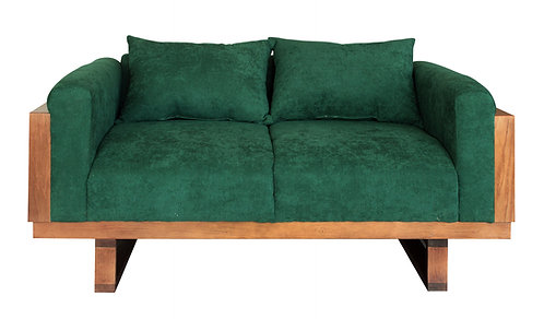 Dalia Loveseat-Emerald