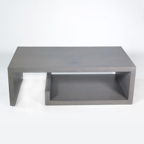 Kroll Center Table (Gray Oxford)