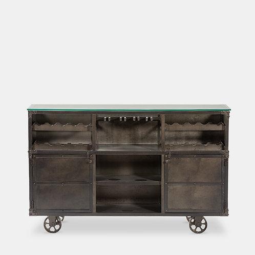 Vintage Buffet Table