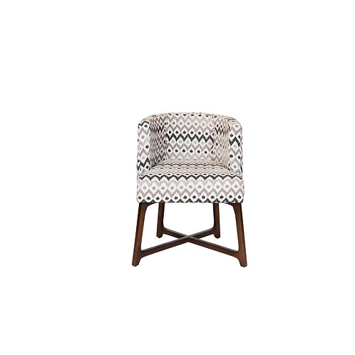 Torino Chair (brown/beige)