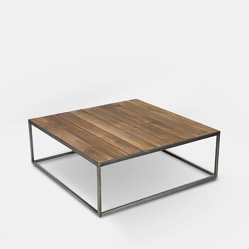 Square Vintage Center Table