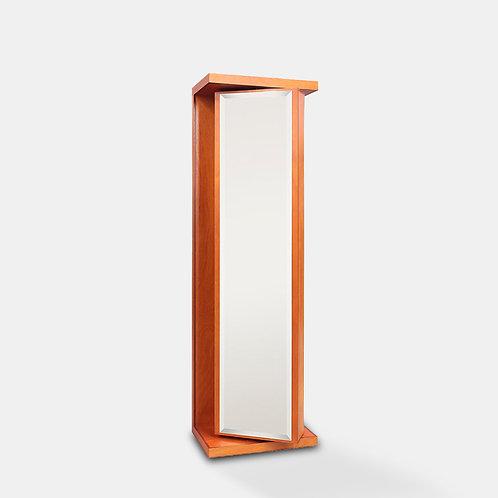 Mandir Vanity Mirror Cinnamon