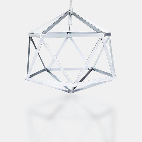 Polygonal Chandelier Fixture Frame
