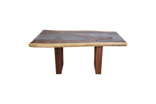 Live Edge Dining Table 1