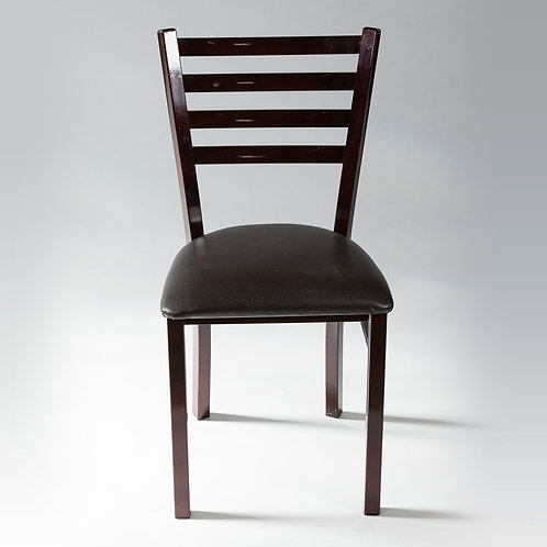Ladder Back Chair (Brown)