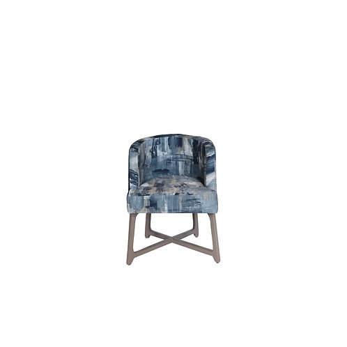 Torino Chair (blue/gray)