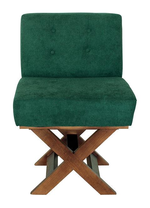 Iks Chair-Emerald