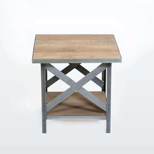 Side Vintage X Table