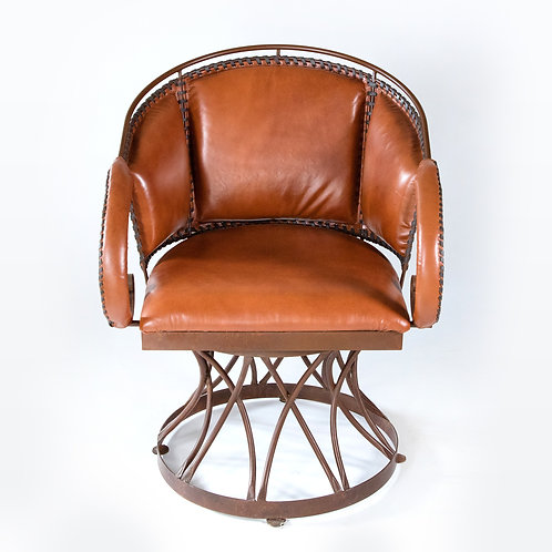 Zocalo Leather Chair