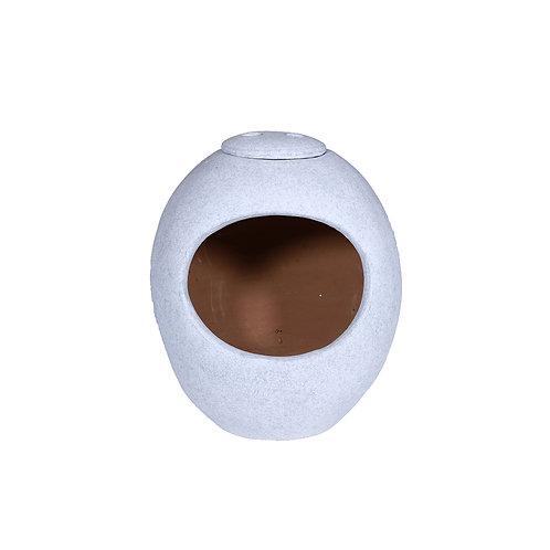 Ellipse Chimney (White)