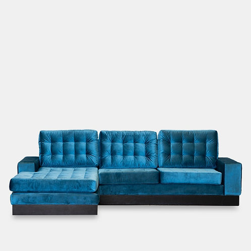 Cuba Sectional Left Side Chaise
