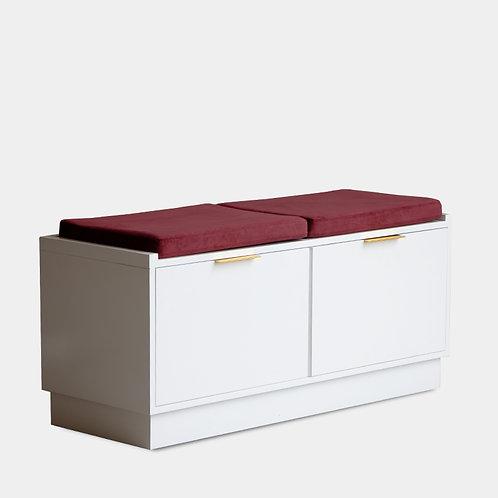 Drake Storage Bench