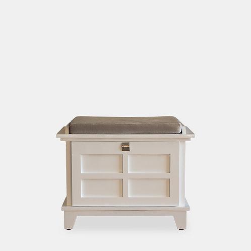 REZ Storage Bench Mini (White)