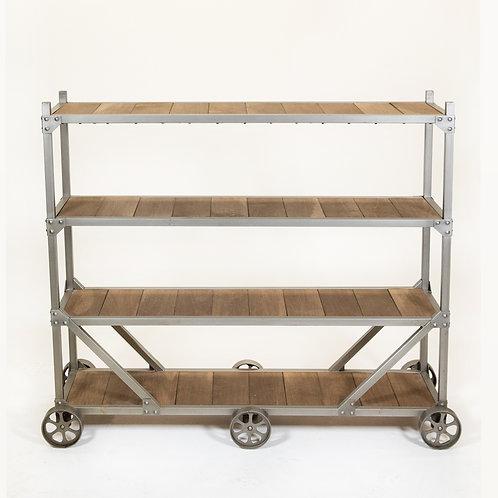 Vintage Service Cart