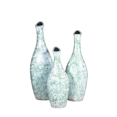 Ave Vases (Speckled Set of 3 Pieces)
