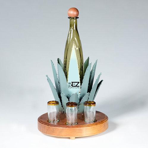 Tequila Bottle Holder 3